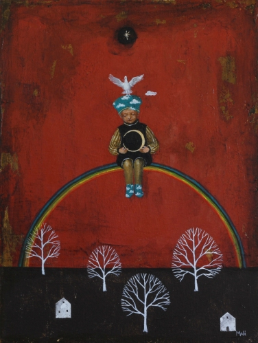 11-luca's rainbow-40x30